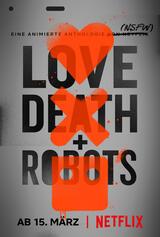 Love, Death & Robots - Poster
