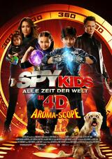 Spy Kids 4D - Alle Zeit der Welt - Poster