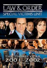 Law & Order: New York - Staffel 3 - Poster