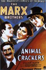 Animal Crackers - Poster