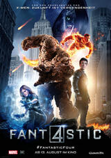 Fantastic 4 - Poster