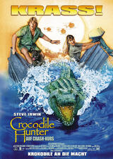 Crocodile Hunter - Auf Crash-Kurs - Poster