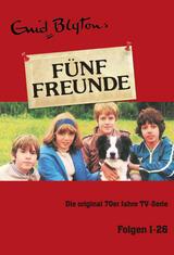Fünf Freunde - Poster