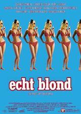 Echt Blond - Poster
