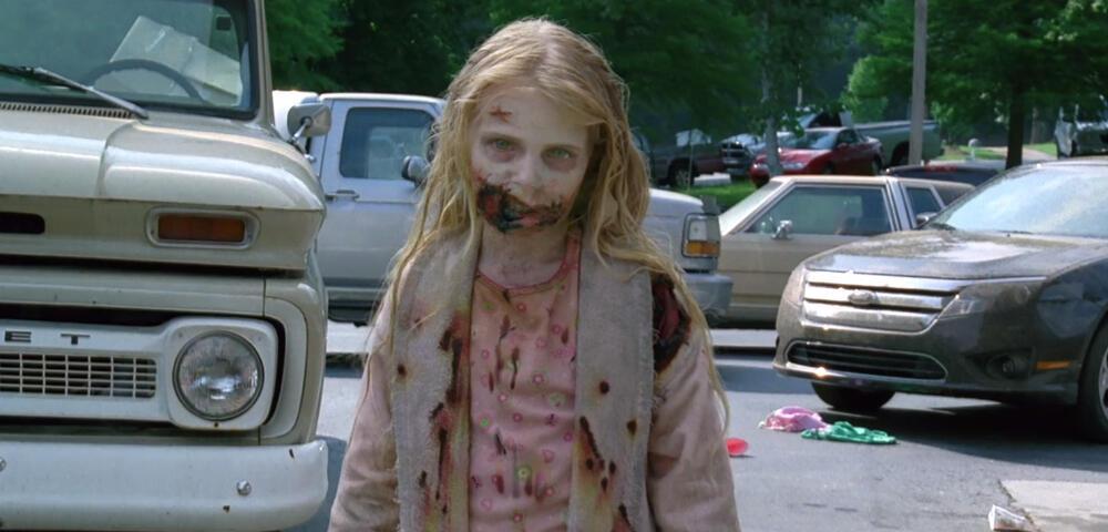 The Walking Dead - Wo sind die Zombie-Kinder in AMCs Hit-Serie?