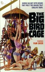 The Big Bird Cage - Poster