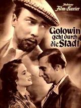 Golowin geht durch die Stadt - Poster