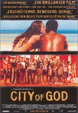 City of God - Poster