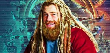 Hat gut lachen: Für Thor  wird die Mando-Technologie bereits genutzt.