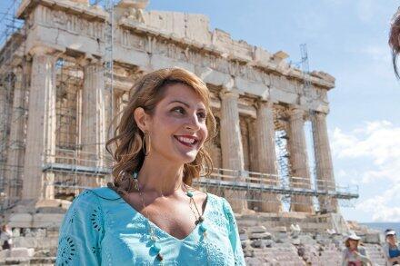 My Big Fat Greek Summer mit Nia Vardalos