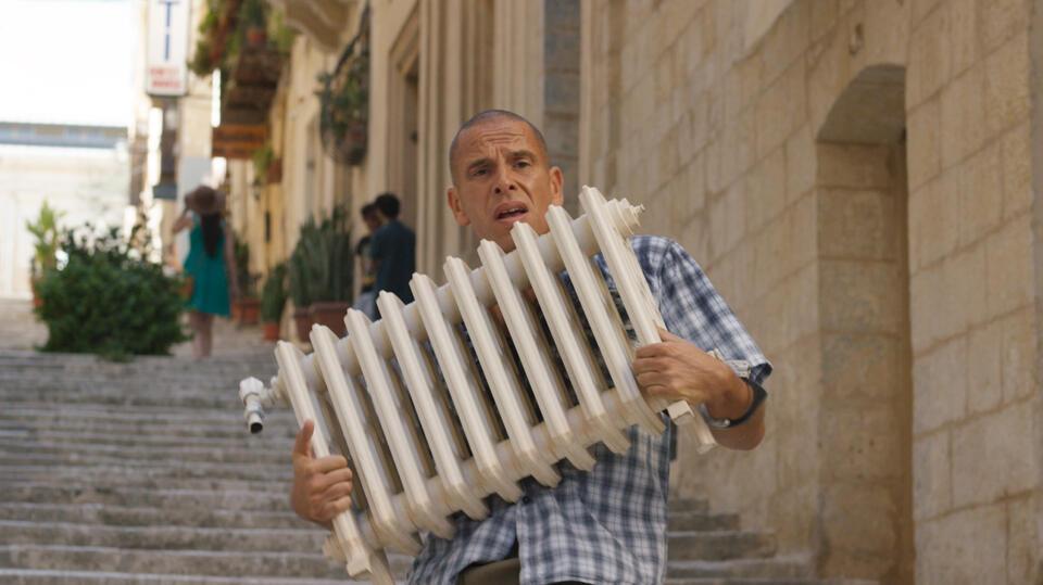 Alles unter Kontrolle mit Medi Sadoun