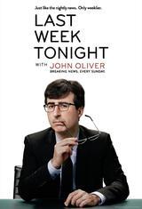 Last Week Tonight with John Oliver - Staffel 2 - Poster