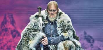 Bild zu:  Vikings mit Alexander Ludwig als Björn
