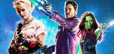 Guardians of the Galaxy 2 trifft Harley Quinn