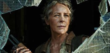 Bild zu:  Wird Carol zur größten Waffe im Kampf gegen die Saviors?