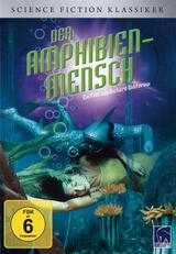Der Amphibienmensch - Poster
