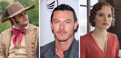 Josh Gad, Luke Evans, Daisy Ridley
