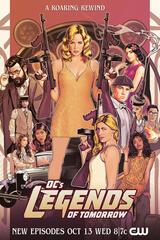 Legends of Tomorrow - Staffel 7 - Poster