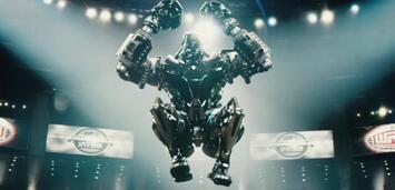 Bild zu:  Ein Roboter aus Real Steel