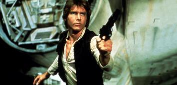 Bild zu:  Han Solo in Krieg der Sterne