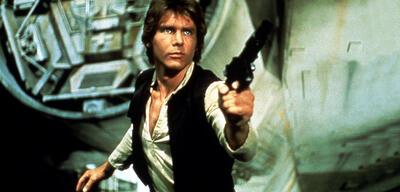 Han Solo in Krieg der Sterne