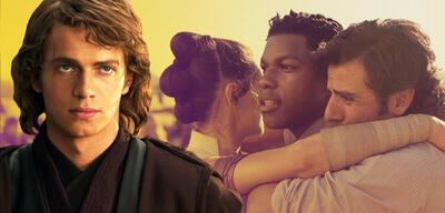 Star Wars 3: Die Rache der Sith/Star Wars 9: Der Aufstieg Skywalkers