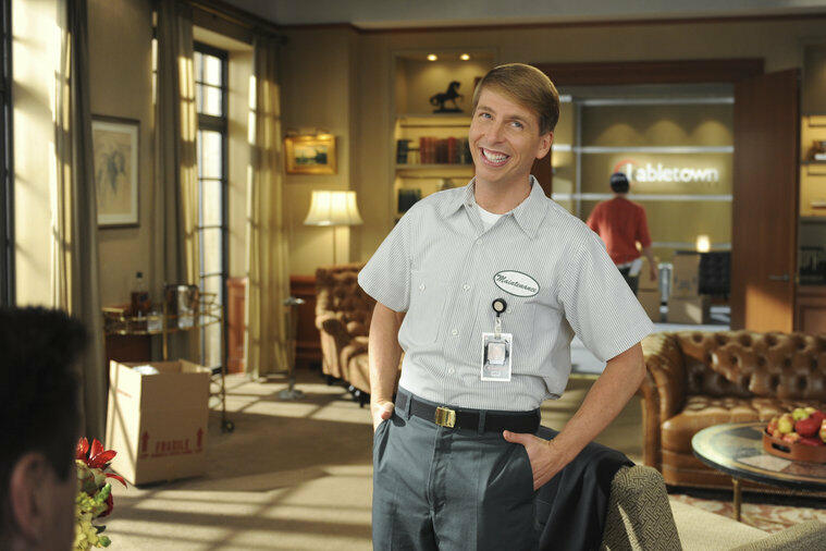 30 Rock mit Jack McBrayer