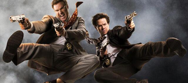 Will Ferrell und Mark Wahlberg in Die etwas anderen Cops