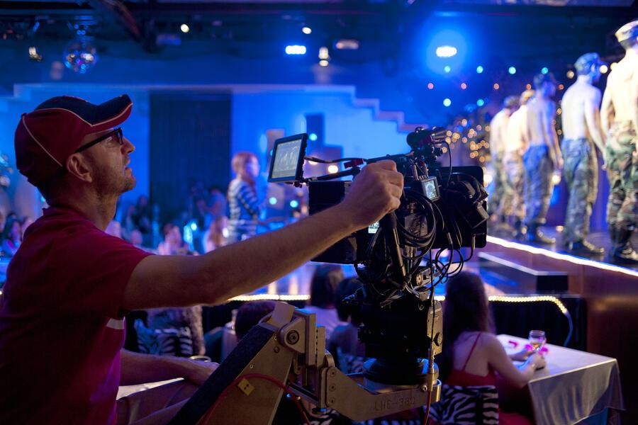Magic Mike mit Steven Soderbergh