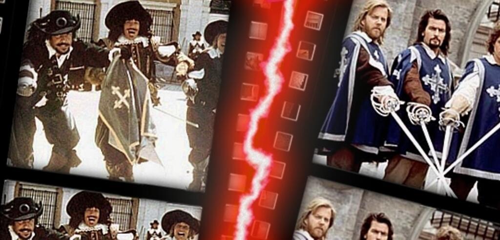 Die drei Musketiere (1973) vs. Die drei Musketiere (1993)