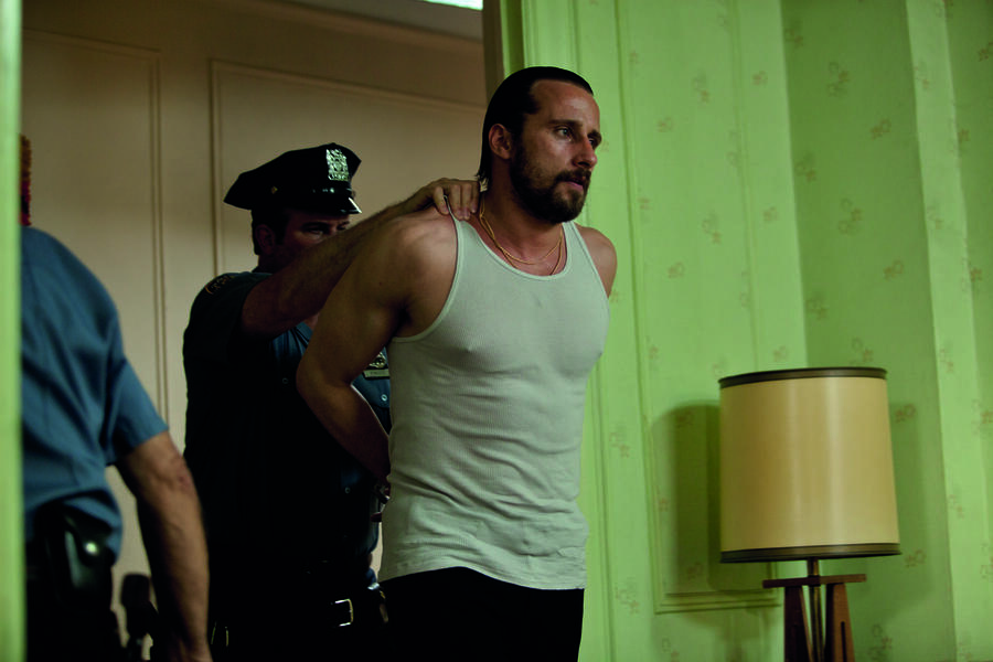 Matthias Schoenaerts in Blood Ties