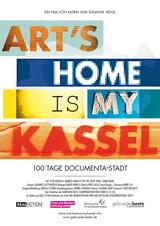 Art's Home is my Kassel - Poster