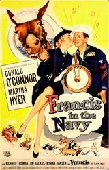 Francis in the Navy - Poster