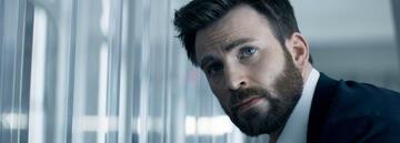 Chris Evans: Ein Mann, ein Bart