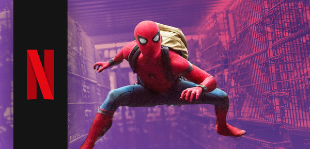 Spider-Man auf Netflix