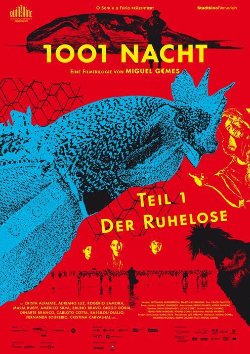 1001 Nacht: Volume 1 - Der Ruhelose