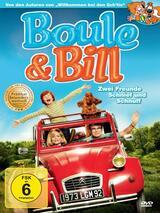 Boule & Bill - Zwei Freunde Schnief und Schnuff - Poster