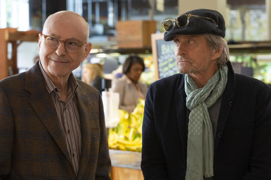 The Kominsky Method, The Kominsky Method - Staffel 1 mit Michael Douglas und Alan Arkin