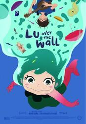 Lu Over the Wall Poster