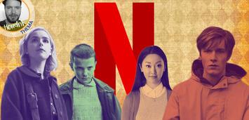 Bild zu:  Netflix hat sich einen stabilen Ruf erarbeitet