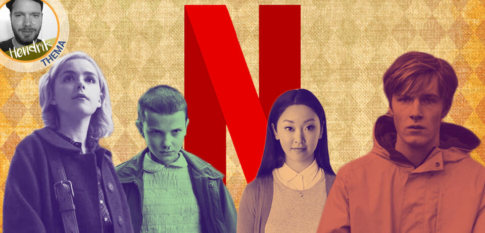 Netflix hat sich einen stabilen Ruf erarbeitet