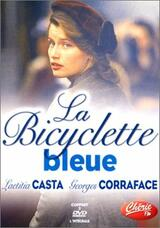 Das blaue Fahrrad - Poster