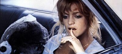Goldie Hawn in Dugarland Express