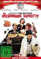 Der unzähmbare Supertyp - Poster